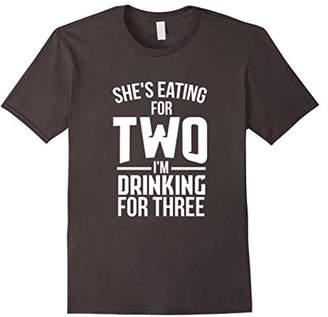 Men's She's eating for two