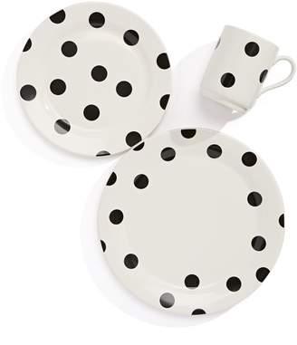 Kate Spade 12-Piece Deco Dot Dinnerware Set