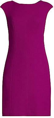 Kate Spade Women's Crepe Wool-Blend Sheath Dress - Size 0