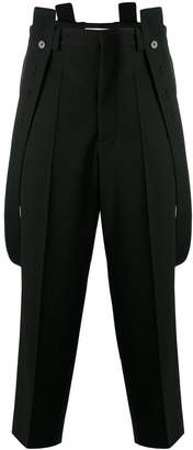 Marni trousers with braces
