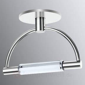 Topmoderne LED-Deckenlampe Gradi m. Blendschutz