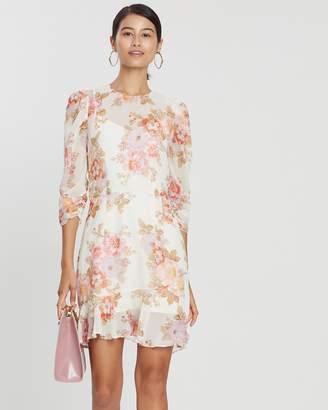 Cooper St Countess Asymmetric Mini Dress