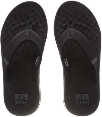 Reef Men's Reef, Fanning Low Thong Sandal GREY BLUE 9 M