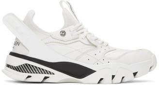 Calvin Klein White Carlos 10 Sneakers