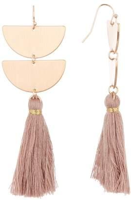 Panacea Tassel Earrings