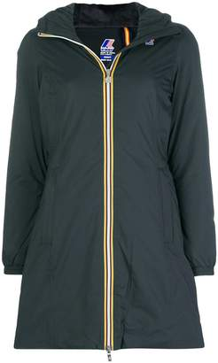 K-Way Charlene hooded coat