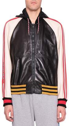 Gucci Leater Jacket
