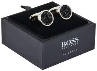 HUGO BOSS Embellished Cufflinks