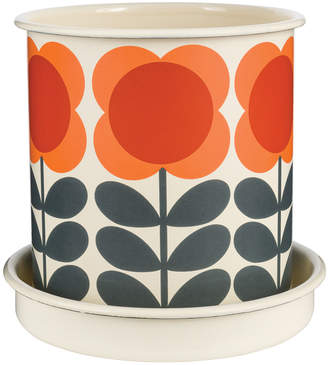 Orla Kiely Big Spot Flower Plant Pot
