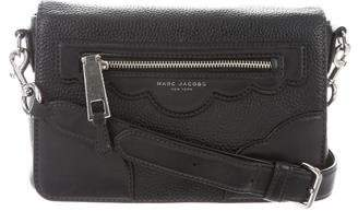 Marc Jacobs Grained Leather Crossbody Bag