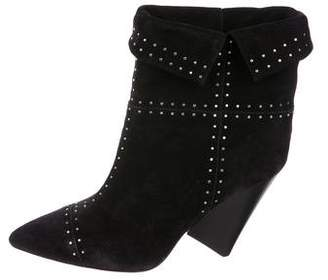 Isabel Marant Lizynn Studded Ankle Boots