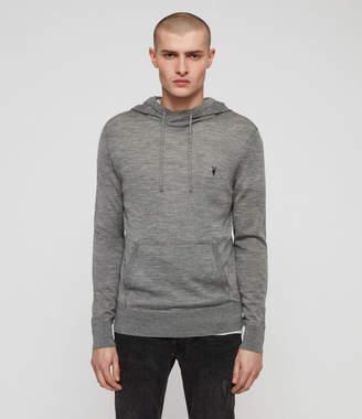 AllSaints Mode Merino Pullover Hoodie