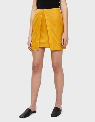 Aalto Mini Skirt in Yellow
