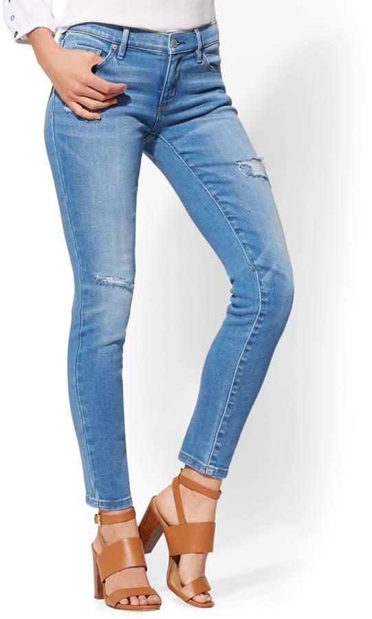 New York & Company Curvy Legging Jeans - NY&C Runway - Super Stretch - Soho Jeans