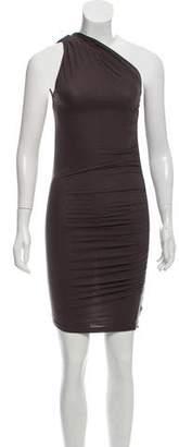Clu One-Shoulder Bodycon Dress