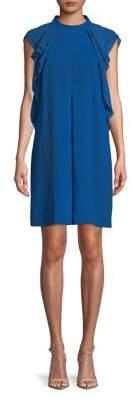 Marella Sleeveless Ruffled Dress