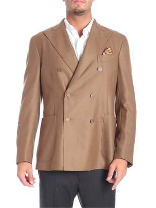 Boglioli Wool Double-breasted Jacket