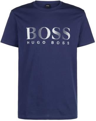 BOSS GREEN Large Logo T-Shirt