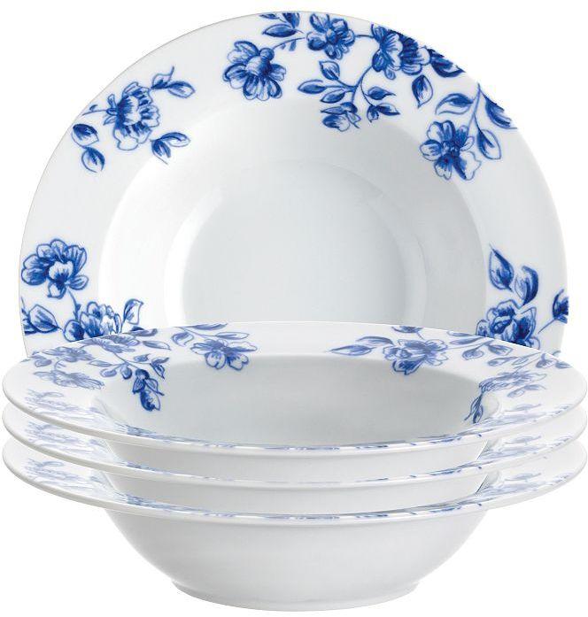 Paula Deen signature spring prelude 4-pc. soup bowl set