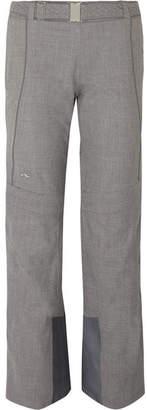 Kjus - Naira Wool-blend Ski Pants - Gray