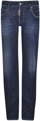 DSQUARED2 Medium Waist Lauren Jeans