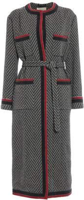 Gucci Ribbon Coat