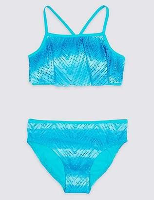 Marks and Spencer Bikini Set with Sun Safe UPF50+ (5-16 Years)
