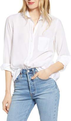 Grayson The Hero Tissue Cotton Button-Up Shirt