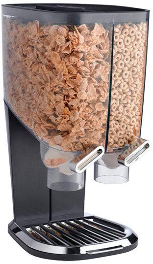 Container Store EZ-Serv Cereal & Snack Dispenser