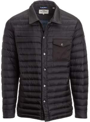 Ben Sherman Down-Filled Shirt Jacket - Men's