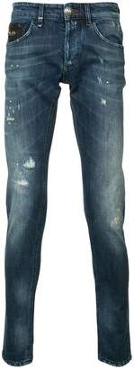 Philipp Plein Sound straight leg jeans