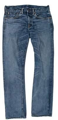 Simon Miller Straight-Leg Denim Jeans