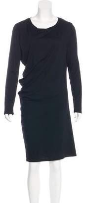 Brochu Walker Long Sleeve Asymmetrical Dress w/ Tags