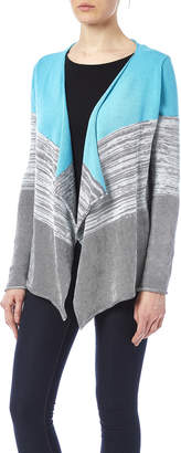 THML Clothing Cardigan Colorblock