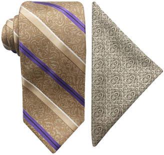 Asstd National Brand Steve Harvey Stripe Tie