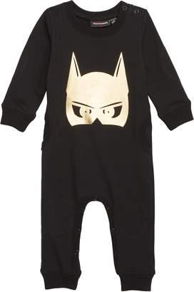 Rock Your Baby Batman Caped Crusader Romper