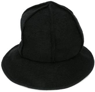 Y's felt cloche hat
