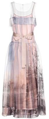 Fendi Silk organza dress