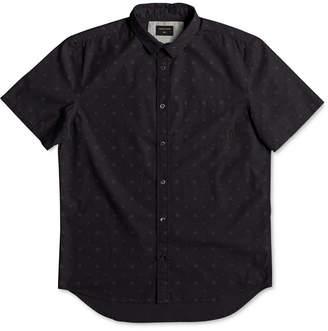 Quiksilver Men's Kamanoa Printed Button-Down Shirt