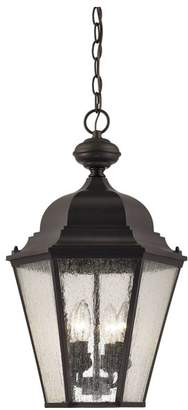 ELK Group Cotswold 4 Light Exterior Hanging Lamp