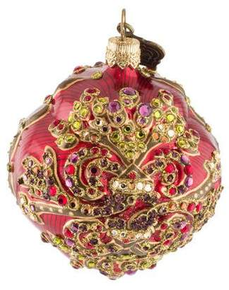 Jay Strongwater Embellished Ornament