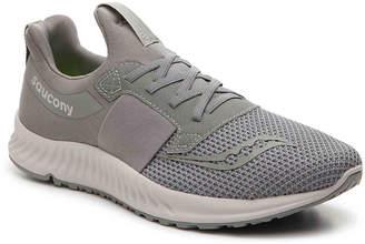 Saucony Stretch & Go Breeze Lightweight Slip-On Running Shoe - Men's