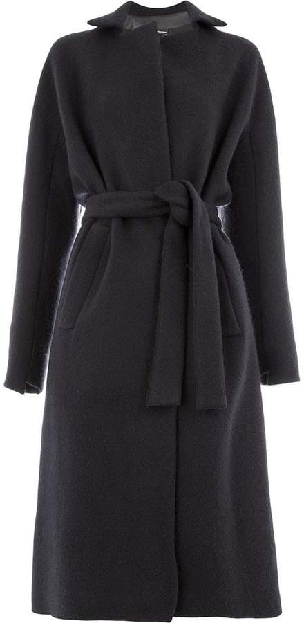 32 Paradis Sprung Frères loose fitted coat
