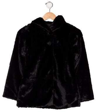 Patagonia Girls' Faux Fur Jacket