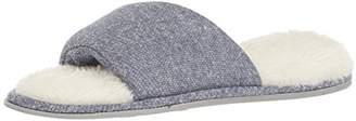 Dearfoams Women's Casual Knit Twist Vamp Scuff Slipper