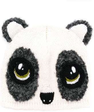 Dolce & Gabbana knitted animal hat