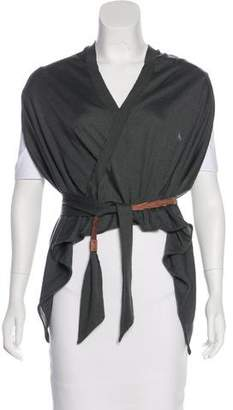 Brunello Cucinelli Cashmere & Silk Vest