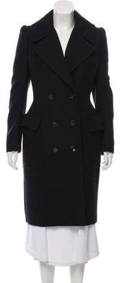 Tom Ford Wool Double-Breasted Coat