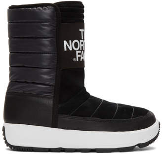 The North Face Black Ozone Park Pull-On Boots