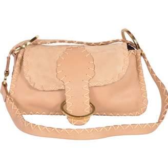 Gucci Beige Velvet Clutch bags